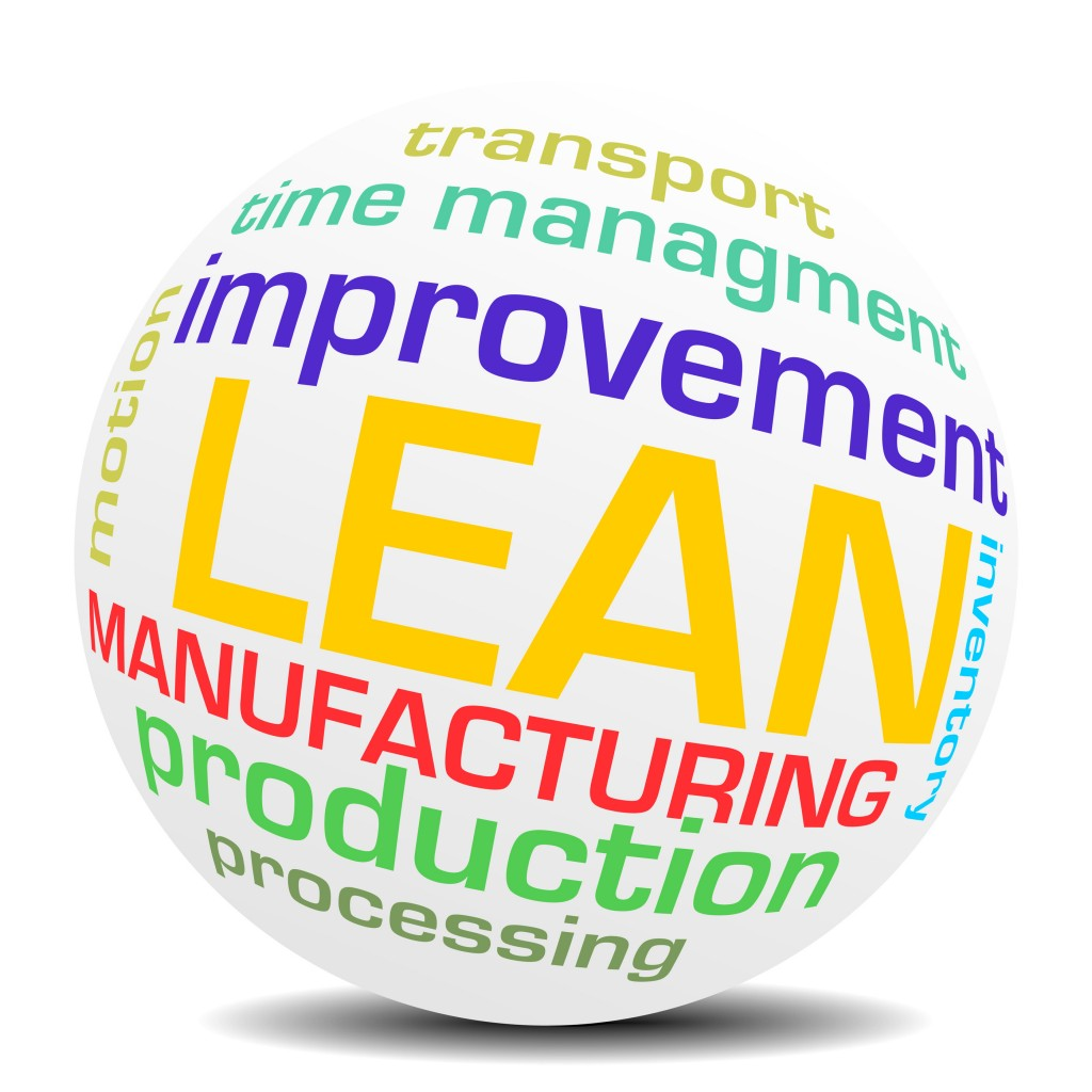 Master thesis lean production