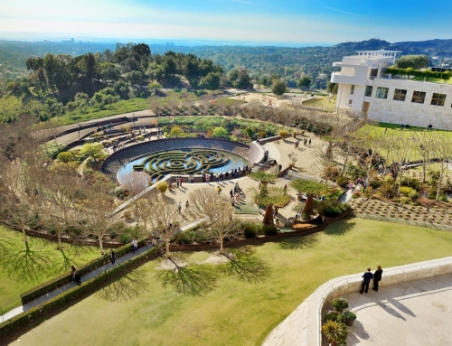How 4 Iconic Places in Los Angeles Are Saving Water